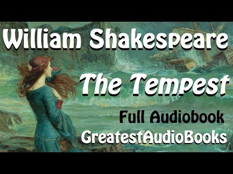 🌀 THE TEMPEST By William Shakespeare - FULL AudioBook 🎧📖 Greatest🌟AudioBooks V2