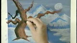 Bruce Blitz How to Draw a Tree in Moonlight