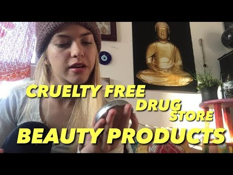 CRUELTY FREE & VEGAN BEAUTY PRODUCTS DRUG STORE HAUL   Cosette DeMille