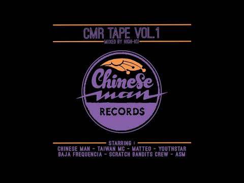 Youtube: Chinese Man Records – CMR Tape Vol. 1 – Mixed by High-Ku (Chinese Man)