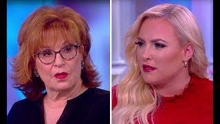 Meghan McCain & Joy Behar Clash on The View