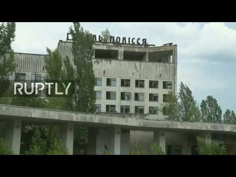 LIVE: Experience Chernobyl exclusion zone and ghost town Pripyat (ENGLISH)