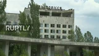 Live: Experience Chernobyl Exclusion Zone And Ghost Town Pripyat  English