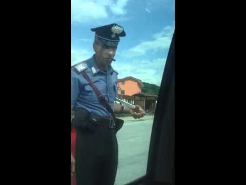 Dad Gets Stopped By The Italian Police
