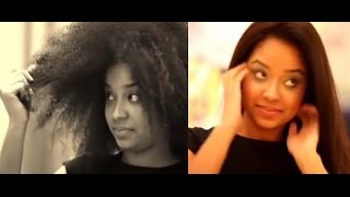 African-American Hair Care: Protein, Vitamins, and Lanolin 3 Step Treatment [Before&After]