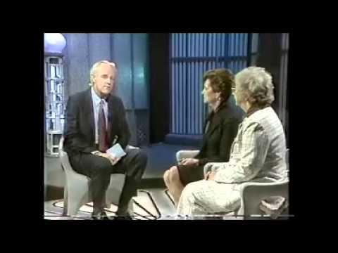 Lost UFO files 1988 TV broadcast, UFO CoverUp Live. Mike Farrell