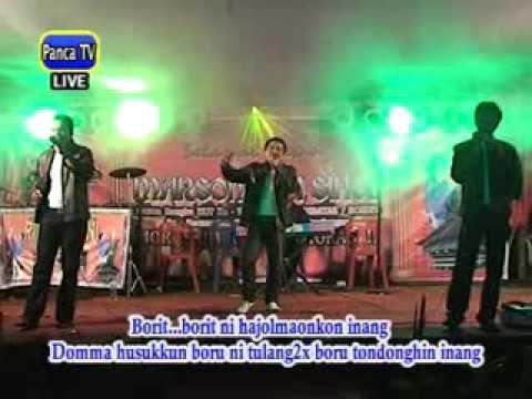SIMALUNGUN TRIO ARSIMA Live Show