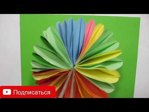 Видео Сделать подарок маме своими руками День рождения,8Марта,14 февраля Цветы ОригамиПоделки с детьми
