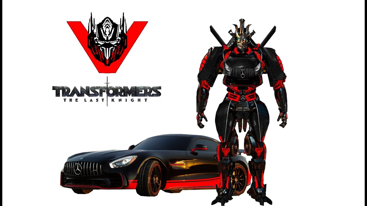 Transformers the last knight autobot drift new alt - Autobot drift transformers 5 ...