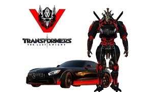 Transformers : The Last Knight - Autobot Drift New Alt Mode Revealed