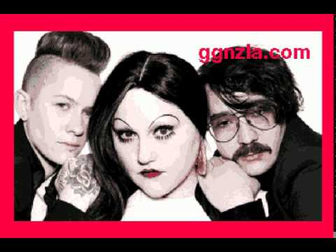 ggnzla KARAOKE 311, The Gossip - PERFECT WORLD