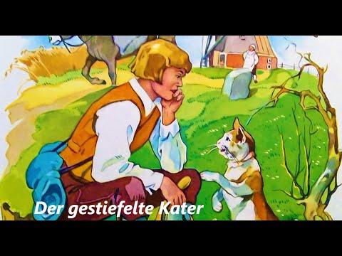 Der gestiefelte Kater - Erzähltheater- Märchen/ Omaliebchen from YouTube · Duration:  13 minutes 16 seconds