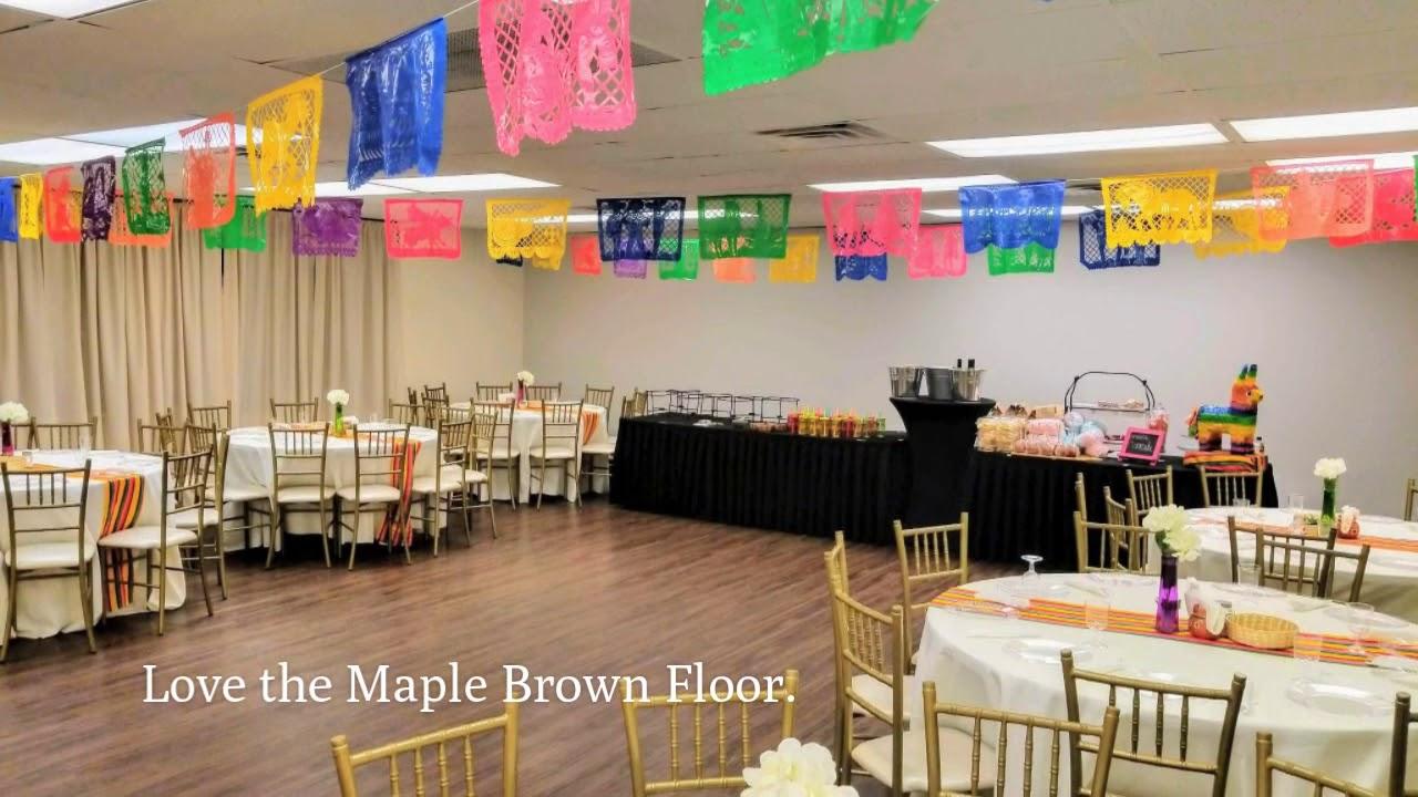Small Wedding Ceremony & Reception
