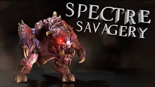 DOOM - Spectre Savagery (REDONE) - Bloodfall DLC Demon Gameplay Montage - [GMV] thumbnail