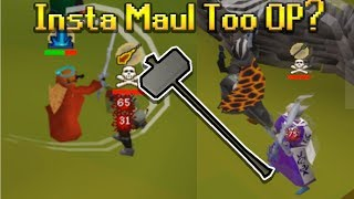 Mutamu PK Commentary | Lets Talk About Insta-Mauling on OSRS.| Pure/Zerk/Med NHING