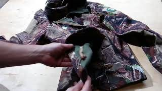 TAD V 4.0 Тактический камуфляж, Куртка + брюки с AliExpress (обзор)Tactical camouflage Softshell