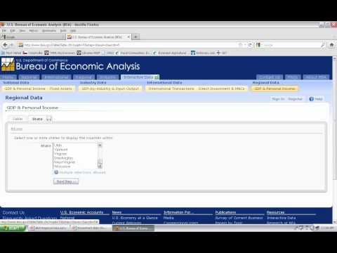 Accessing BEA Regional Data.mp4