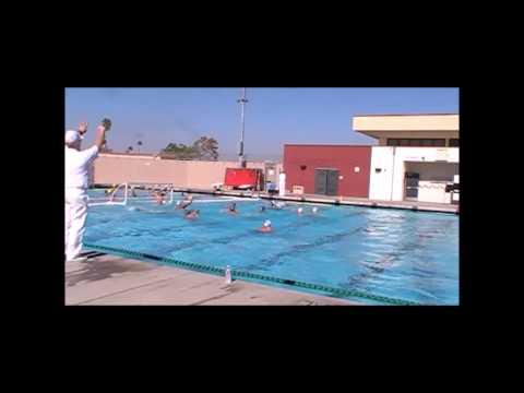 Nick Perez Upland Varsity Water Polo 2015 Riv Poly Tournament Youtube