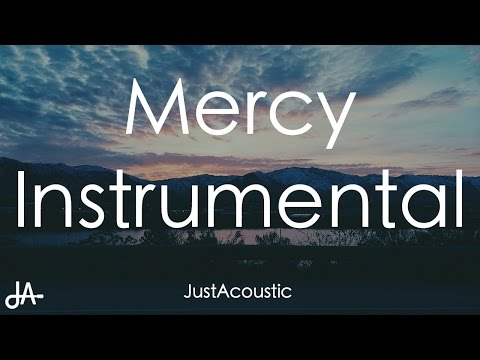 Mercy - Shawn Mendes (Acoustic Instrumental)