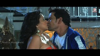 vuclip Hot Bhojpuri Monalisa New Sexy Kiss, Cleavage video Song 2015