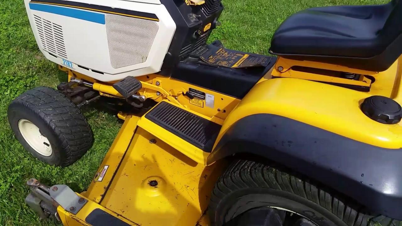 cub cadet 2182 lawn tractor cub cadet lawn tractors cub cadet lawn tractors tractorhd mobi [ 1280 x 720 Pixel ]