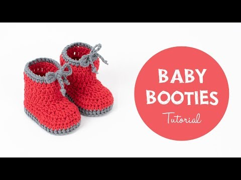 how-to-crochet-baby-booties-for-beginners- -croby-patterns