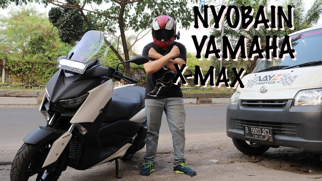 gambar motor yamaha xmax terkeren stylecustom