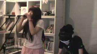 エレクトリックりぼん Live in E.O.L. 2008.12/23 http://www.myspace.c...