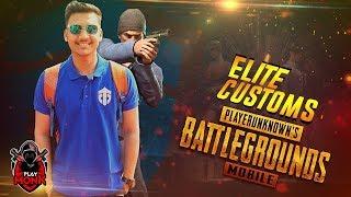 Elite Customs | India's Best | Playmonk | K18 *2 min delay*