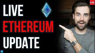 🔴LIVE: Looking BAD For Ethereum - Crypto Bloodbath