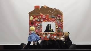 人形劇 ヘンゼルとグレーテル 20161111