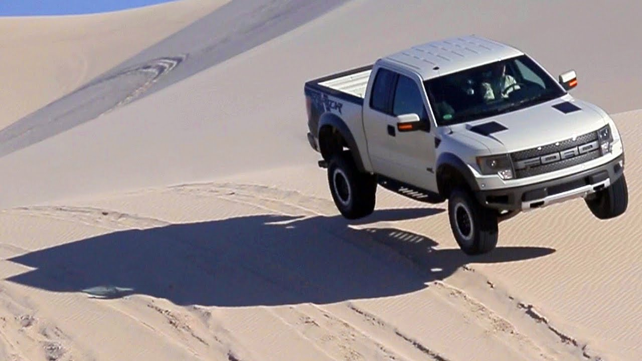 Download Cheating Death Valley in a Ford SVT Raptor! - Epic Drives Episode 13