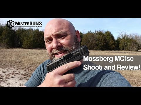 Mossberg MC1 MC1sc Review and Shoot
