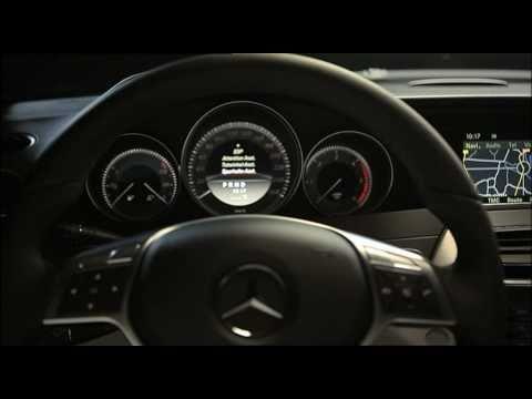 New Mercedes C-Class 2011 Interior