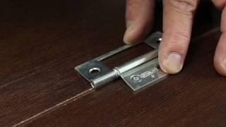как сделать складные двери гармошка своими руками