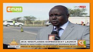 President Uhuru launches JKIA-Westlands  expressway