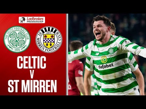 Celtic 4-0 St Mirren | Burke and Weah Score on Premiership Debut! | Ladbrokes Premiership