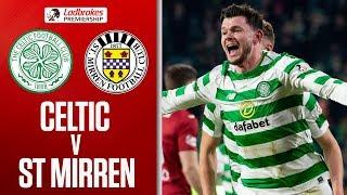 Celtic 4-0 St Mirren | Burke and Weah Score on Premiership Debut! | Ladbrokes Premiership