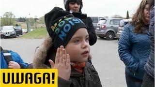 Chłopiec bije nauczycielki i dzieci, bluźni. Rodzice uczniów: boimy się!  (Uwaga! TVN)