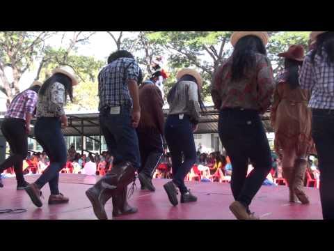 ม.6/9  sutter's  mill dance  แสดง ปีใหม่ 2558  โนนสูงศรีธานี