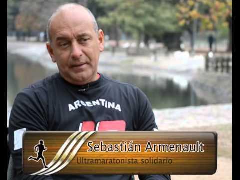 Sebastián Armenault - Documental biográfico - Taller TV III UNLaM