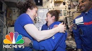 Watch live: NASA astronauts conduct first all-women spacewalk