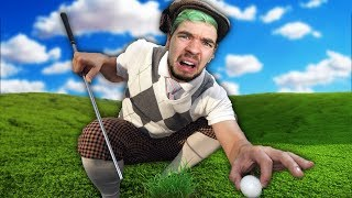 KISSING SOME EGGS | Everybodys Golf #2