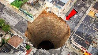 दुनिया के 5 सबसे चौकानेवाले रहस्यमय छेद, भूलकर भी मत जाना 5 Largest Holes Swallowing The Earth