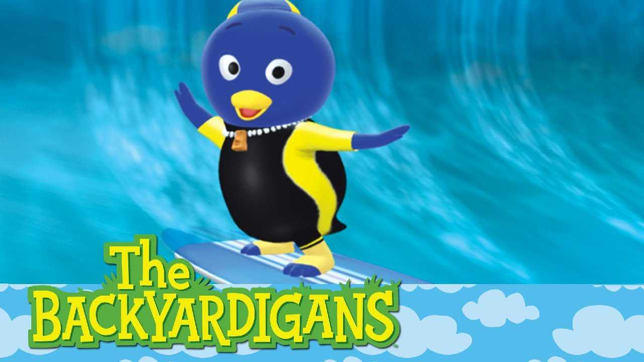 Superieur The Backyardigans: Surfu0027s Up   Ep.15   YouTube