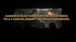 """Avengers: Endgame - """"Portals"""" Audience Reaction"""