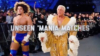 5 never-before-seen WrestleMania matches: 5 Things