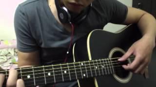 Mơ về chốn xa-Guitar Cover