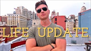 LIFE UPDATE | SPONSORSHIP AND DO I REGRET MOVING TO AMERICA? |