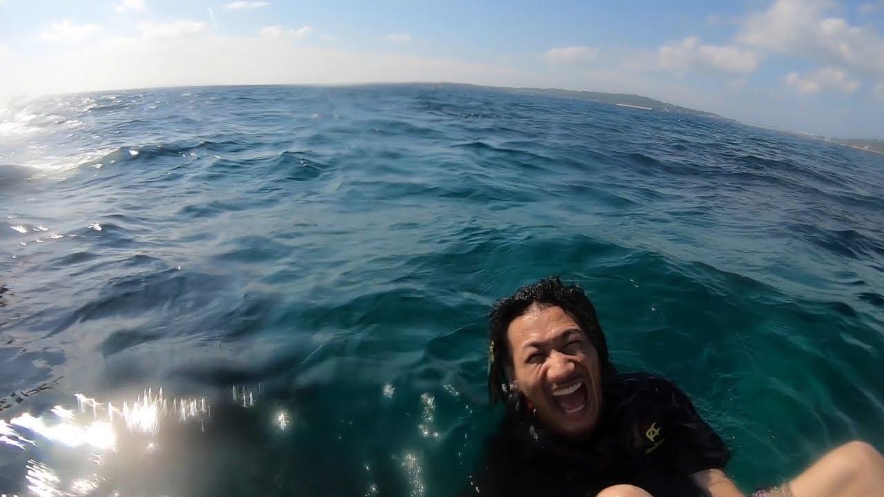 友達を海のド真ん中に置き去りにしてみた【ドッキリ】